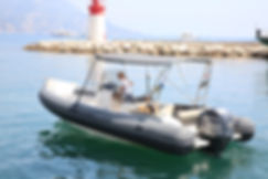 Cap'tain Ferrat, balade en mer