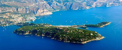 Balade en mer au Cap Ferrat