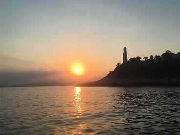 Cap'tain Ferrat - Balade en bateau au Coucher de Soleil