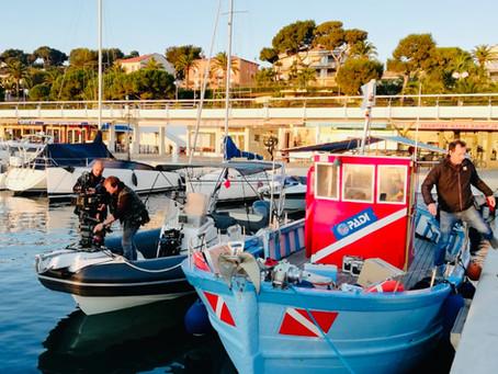 Mission Tournage de série pour Corto & Maltese!