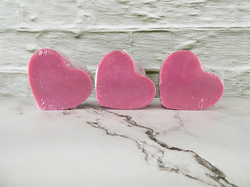 Asian Plum Hearts