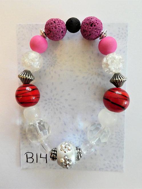 B14_Aromatherapy Bracelet