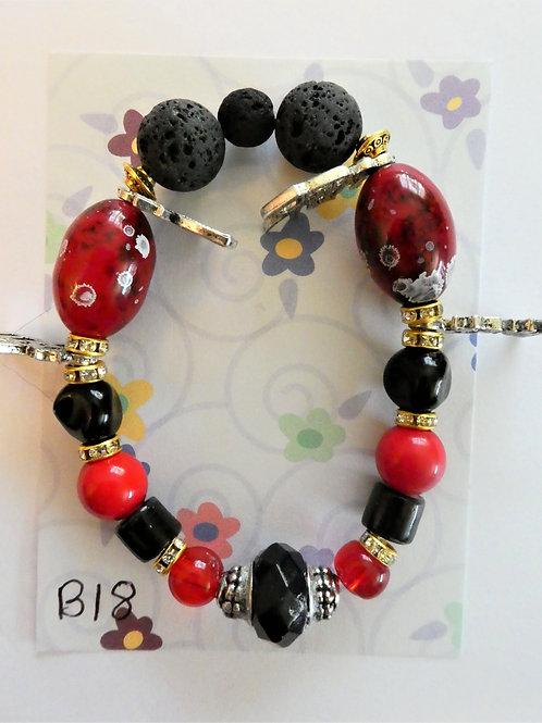 B18_Aromatherapy Bracelet