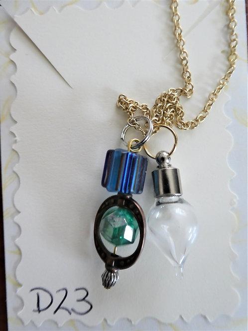 D23_Aromatherapy Necklace