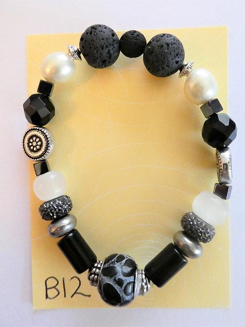 B12_Aromatherapy Bracelet