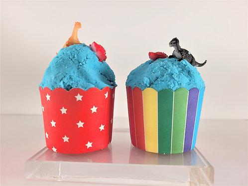 Bath Bomb Bubble Bath Cupcakes