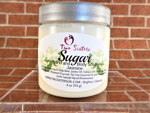 Sugar Scrubs - Jasmine