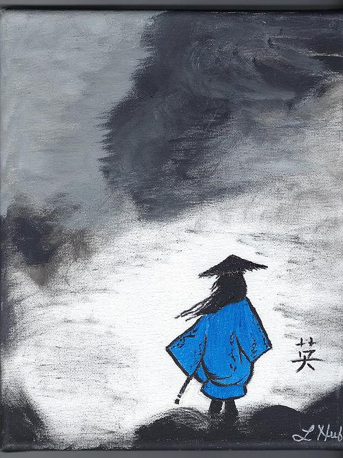 The Lonely Samurai