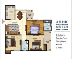 new delhi extension 3 fold brochure 1326