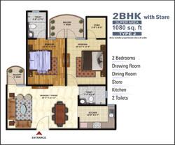 new delhi extension 3 fold brochure 1080