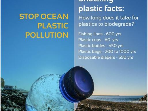 Stop Ocean Plastic Pollution | Shocking Plastic Facts
