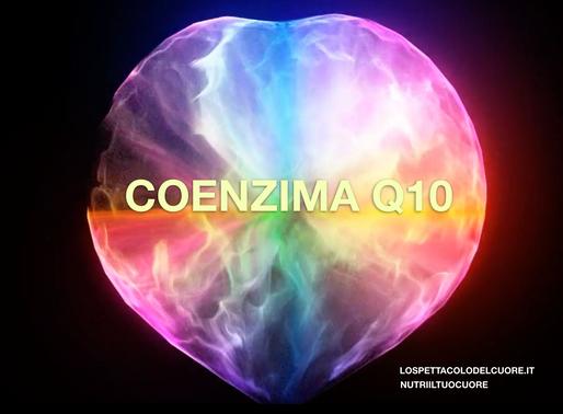 Il Coenzima Q10 : energia e protezione per il Cuore.