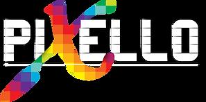 Pixello Design Logo