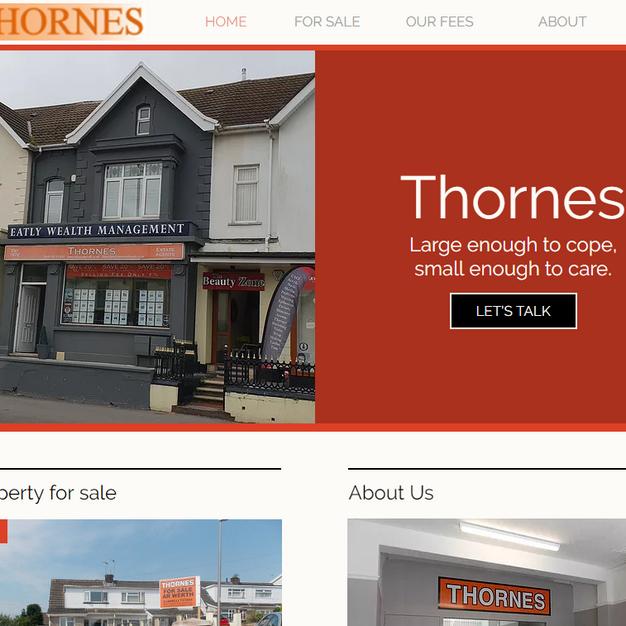 Thornes Estate Agents
