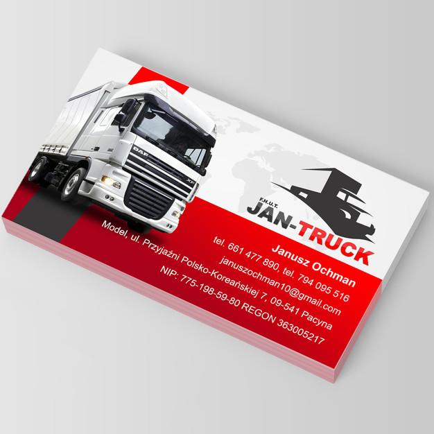 F.H.U.T Jan-Truck