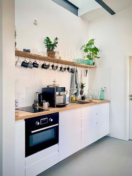 Küche zur freien Nutzung