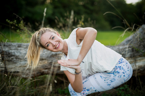 Hedy Yogalehrerin Wiesbaden