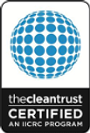 the clean trust certified business
