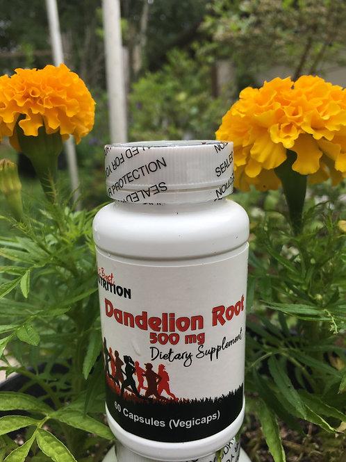 Dandelion Root - 500 mg