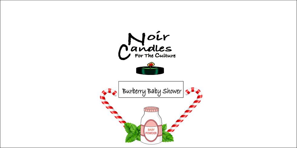 Burberry Baby Shower