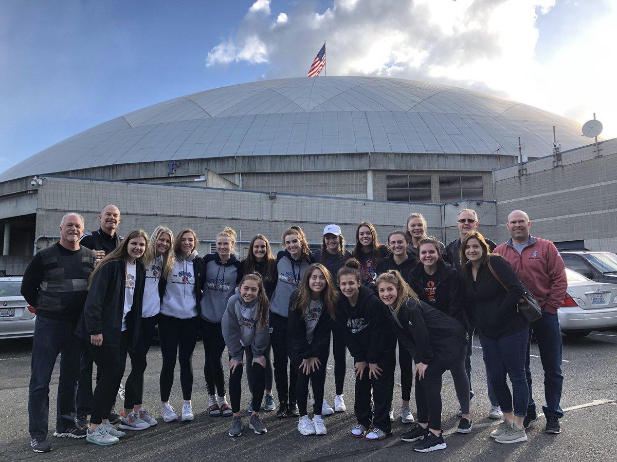 2018 Tacoma Dome