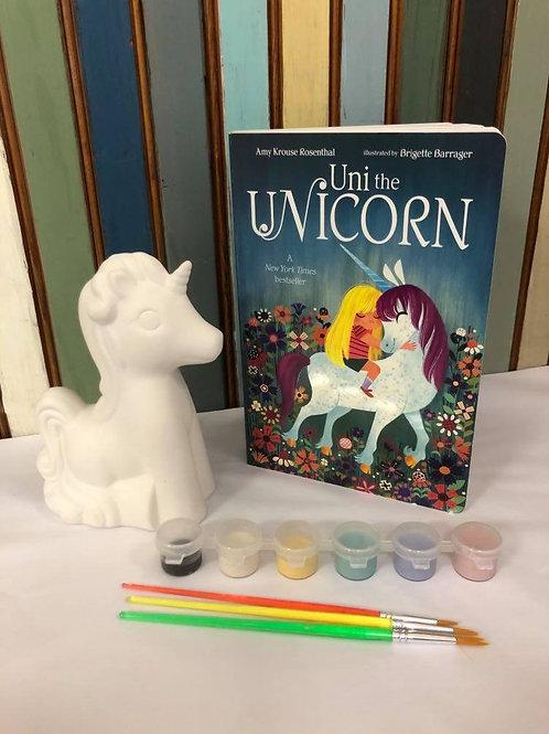 Once Upon a Paint Brush: Uni the Unicorn