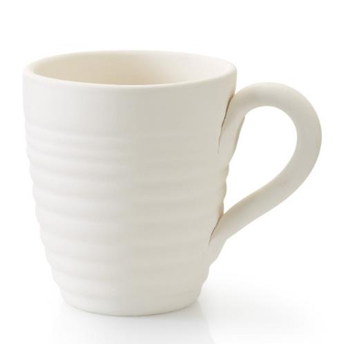 Hand Thrown Round Mug
