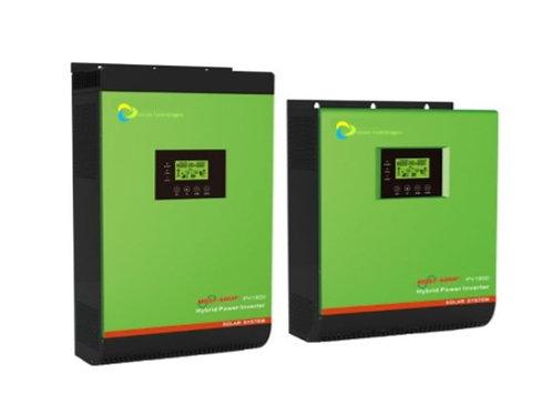 Инверторы тока и напряжения для систем солнечной энергии
