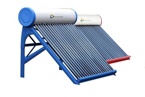 Солнечные водонагоеватели