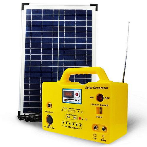 """Мини системы солнечной энергии - """"GT-20W"""""""