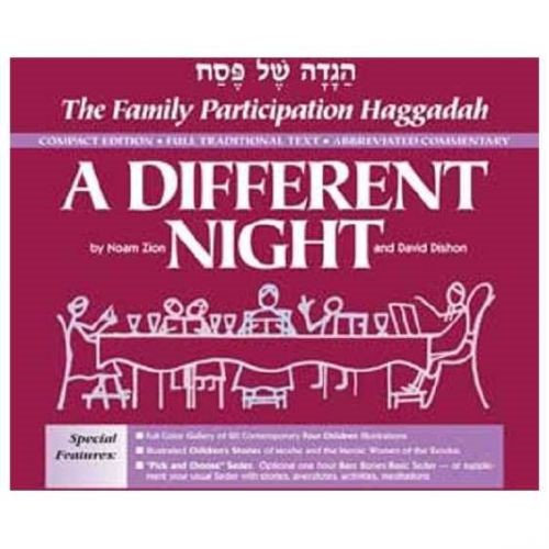 A Different Night Compact Haggadah