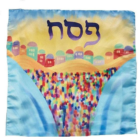 """Matzah Cover """"Exodus"""""""