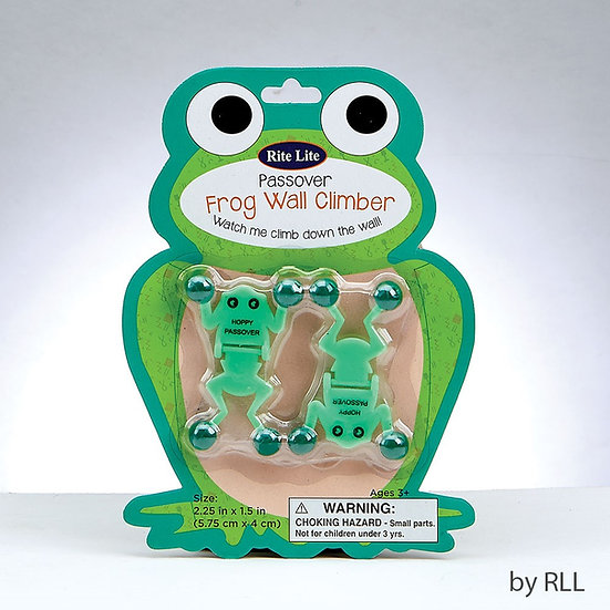 Frog Wall Climber