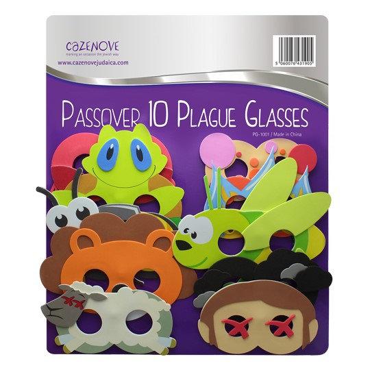 10 Plague Glasses