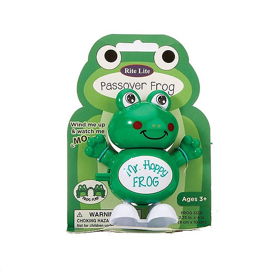 Passover Frog