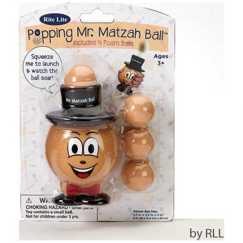 Mr Matzah Ball