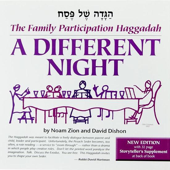 A Different Night Haggadah