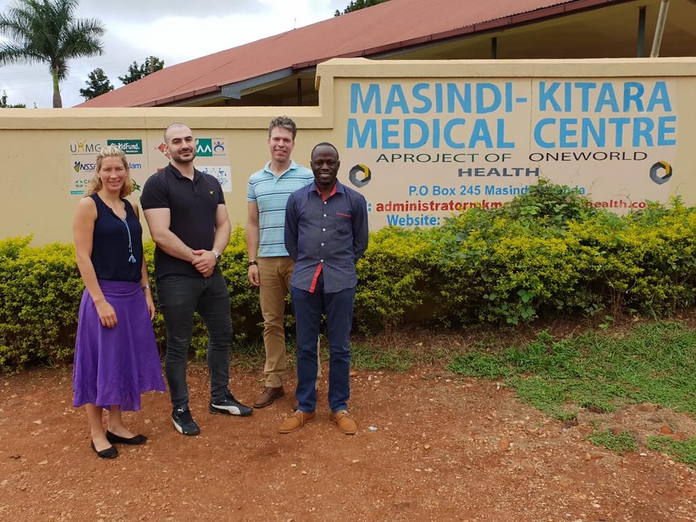 Collaboration with OneWorld Health and Victoria University Kampala