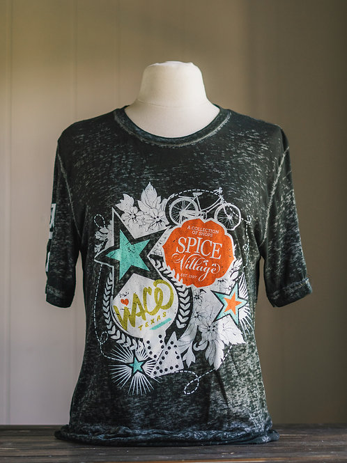 We Spice Waco Shirt - Distressed