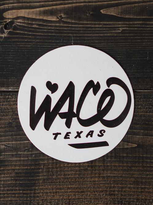 Waco Texas Magnet