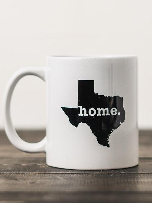 Texas Home Mug
