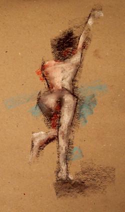 "'standing nude"""
