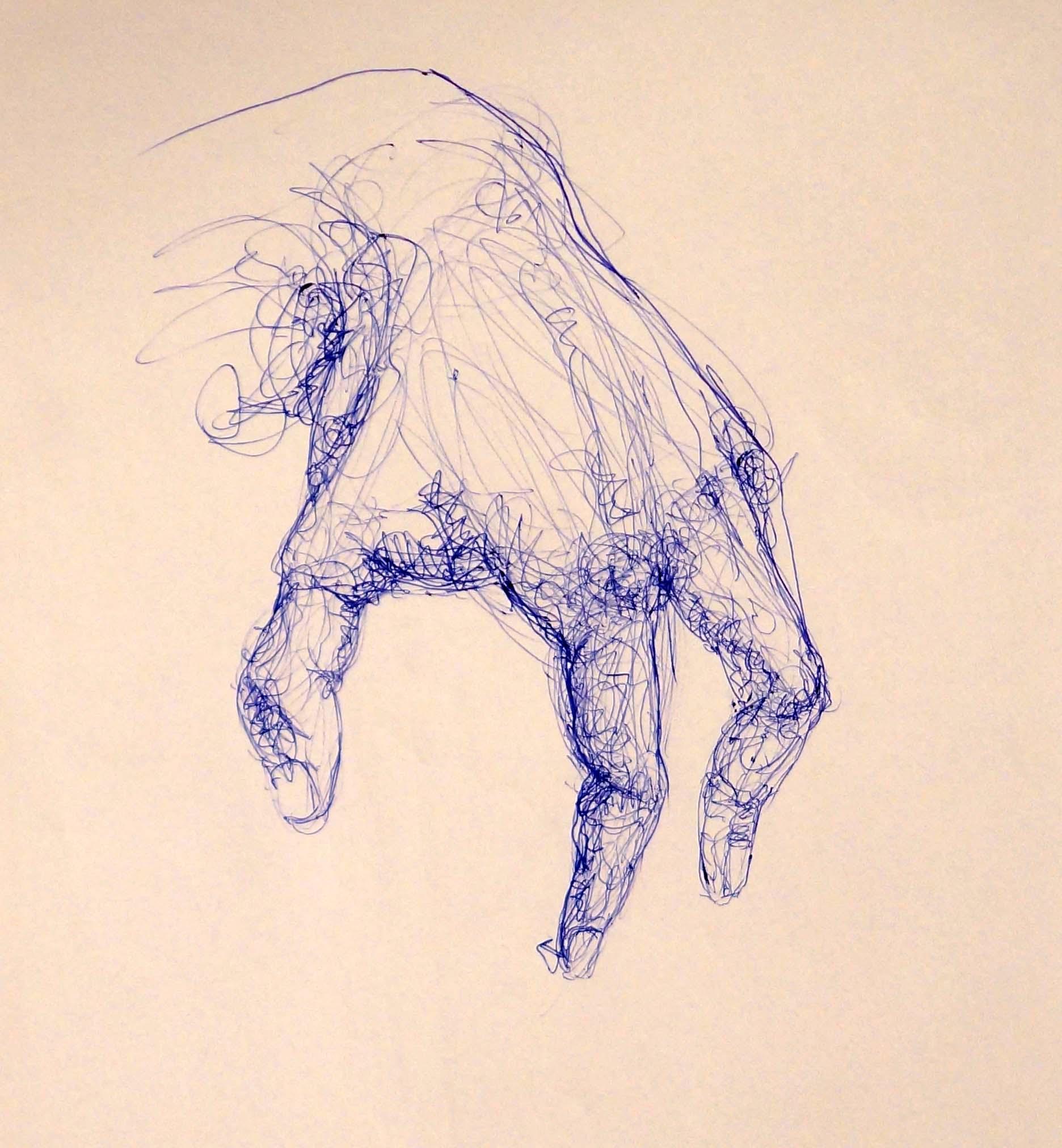 'hand I'