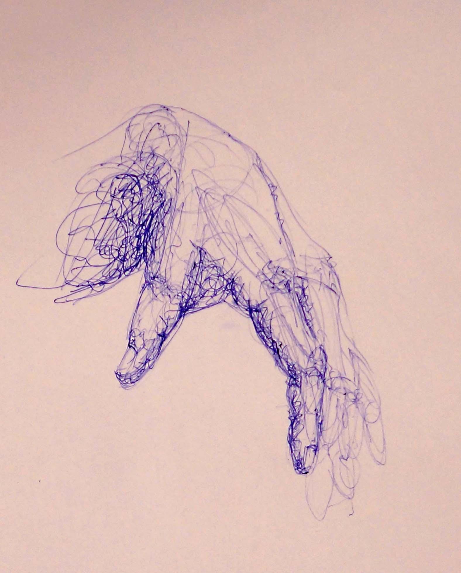 'hand II'