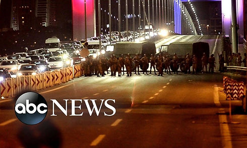 Turkey Failed Coup Leads to Chaos