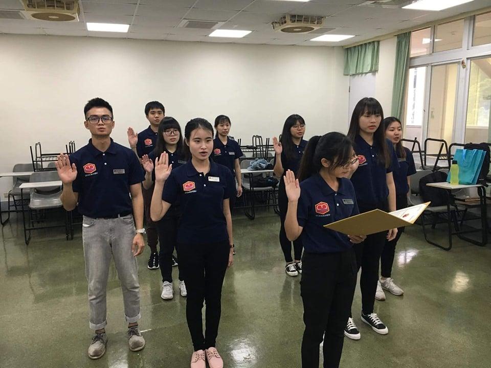 【第47屆馬來西亞旅台同學會理事 宣誓就任】