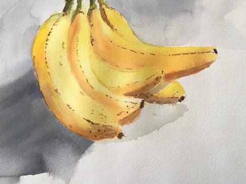 Still Life: Going Bananas