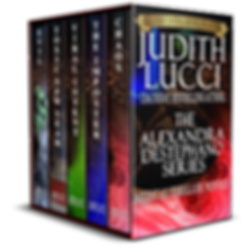 Medical Thrillers 5 Set_Judith Lucci_Kin