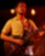 えにしおんがくきょうしつ、ギター、久次米真吾