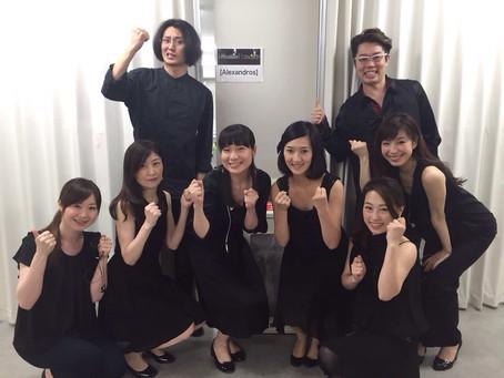 alexandros大阪城ホールでした。